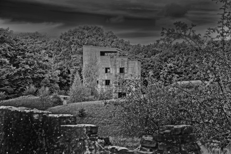 Alte Festung...