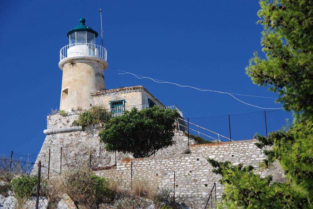 Alte Festung auf Korfu Stadt
