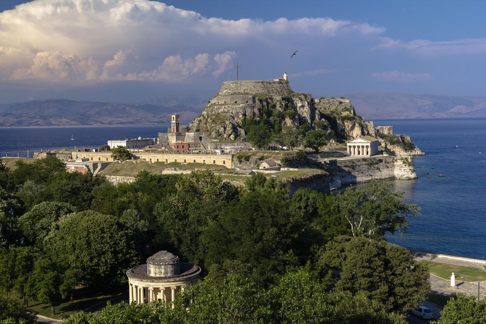 Alte Festung, Kerkyra, Korfu