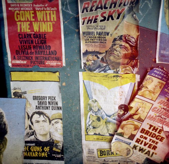 Alte Filmplakate / old movie posters