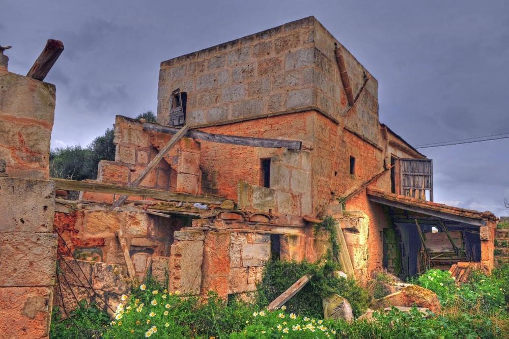 alte Finca auf Mallorca