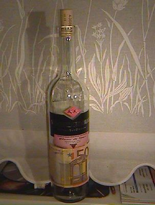 Alte Flasche
