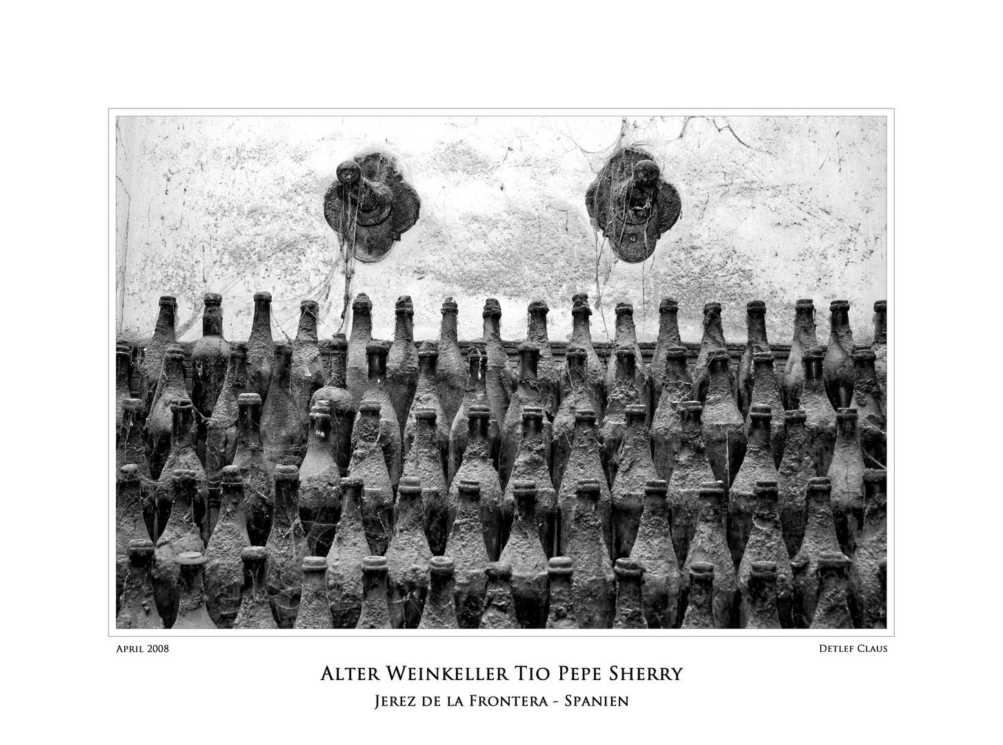 Alte Flaschen