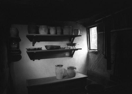 Alte fränkische Küche