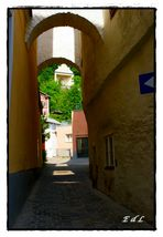 Alte Gasse / an old lane from 1748
