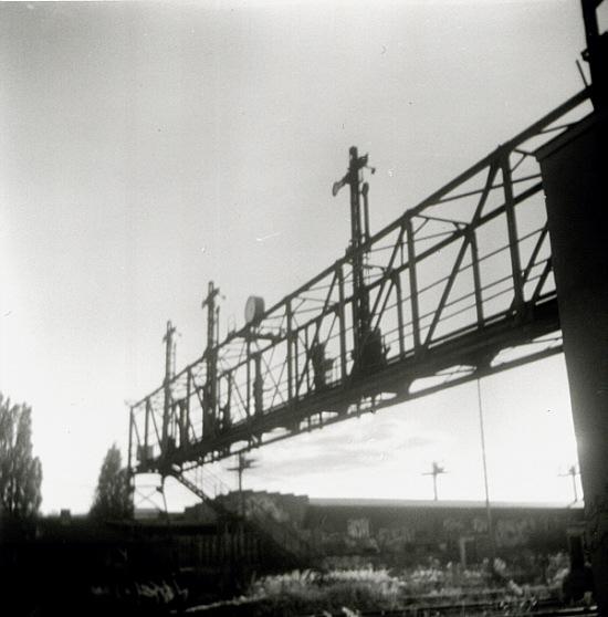 alte Gleise verlassen