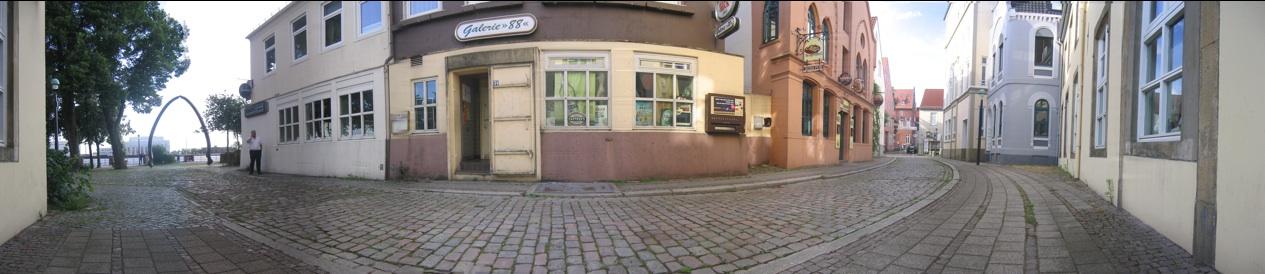 Alte Hafenstrasse / Bremen - Vegesack