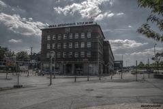 Alte Hauptpost: das WAZ-Medienhaus in Duisburg