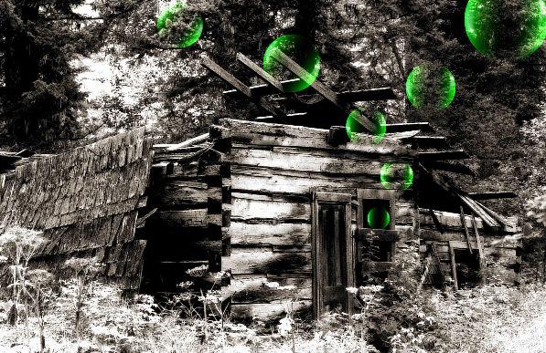 alte Hütte
