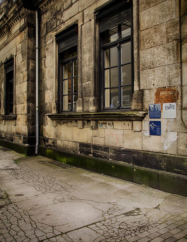 alte Industriegebäude 2