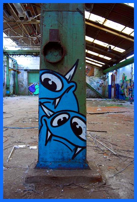 Alte Industriehalle 2
