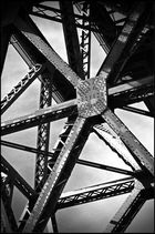 "Alte Ingenieurskunst ""NOK Eisenbahnbrücke Hochdonn"""
