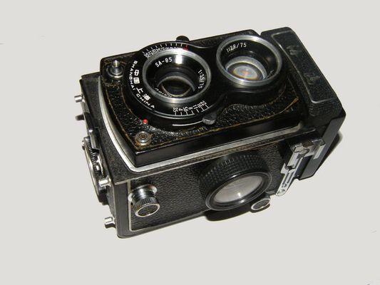 Alte Kamera 1958