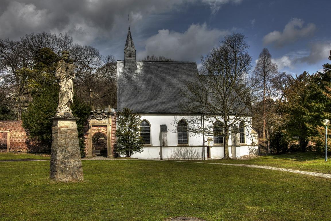 Alte Kapelle...