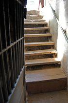 Alte Kellertreppe
