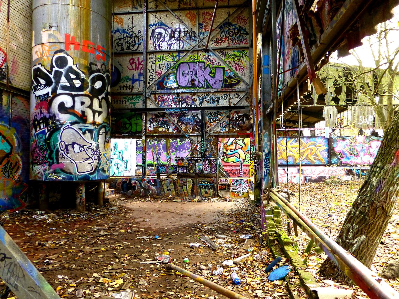 Alte Kieler Müllverbrennungsanlage