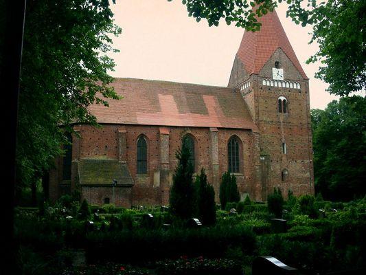 alte kirche auf der insel poel !!!!!
