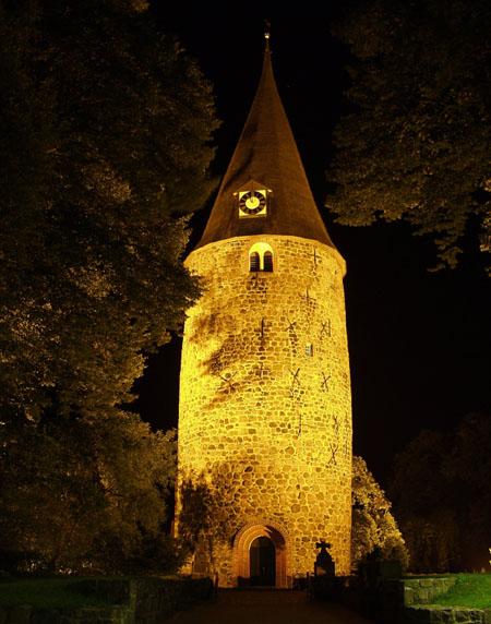 Alte Kirche in Ratekau/Schlesw.-Holstein
