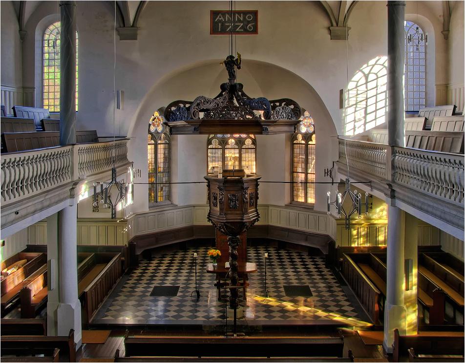 Alte Kirche Langenberg