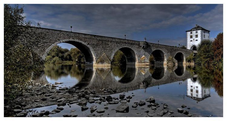 Alte Lahnbrücke... (Reload)