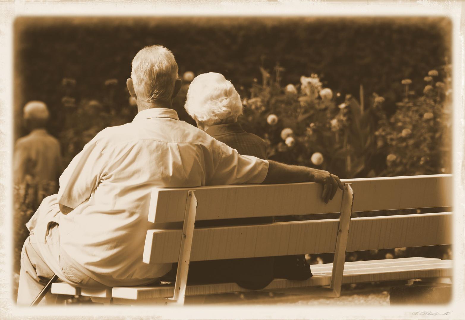 Alte Liebe...