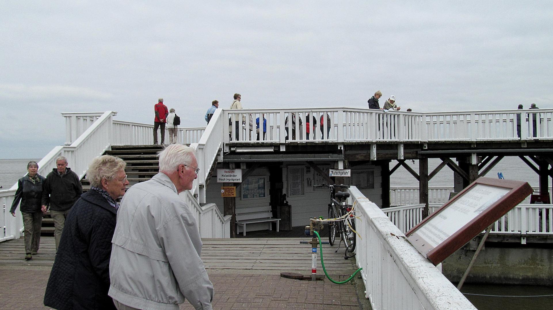 alte Liebe Cuxhaven ...