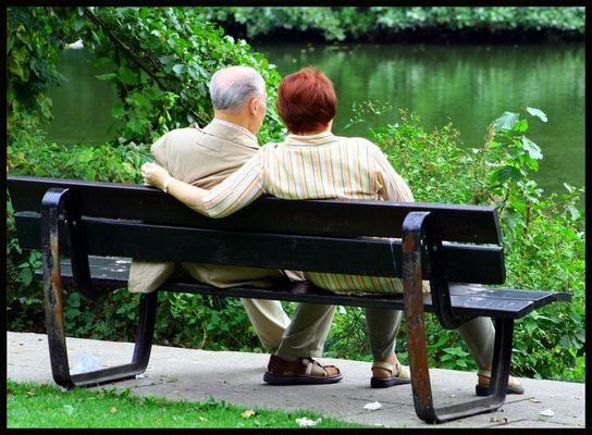 Alte Liebe rostet nicht..