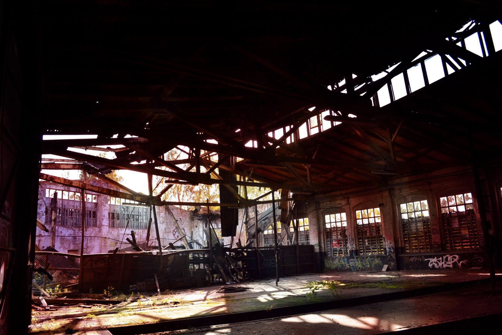 Alte Lokhalle