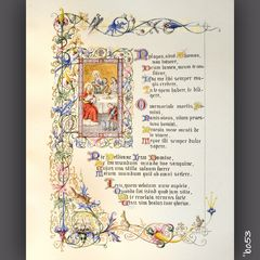 Alte Lyoner Bibel von 1522