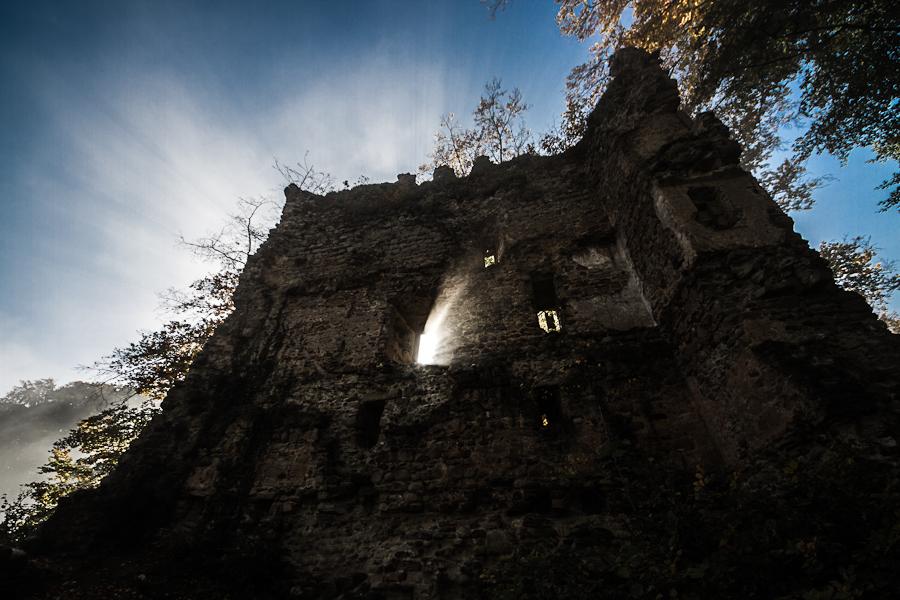 Alte Mauern in neuem Glanz