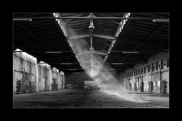 Alte Mauern - neues Licht