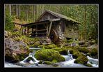 Alte Mühle am Gollinger Wasserfall