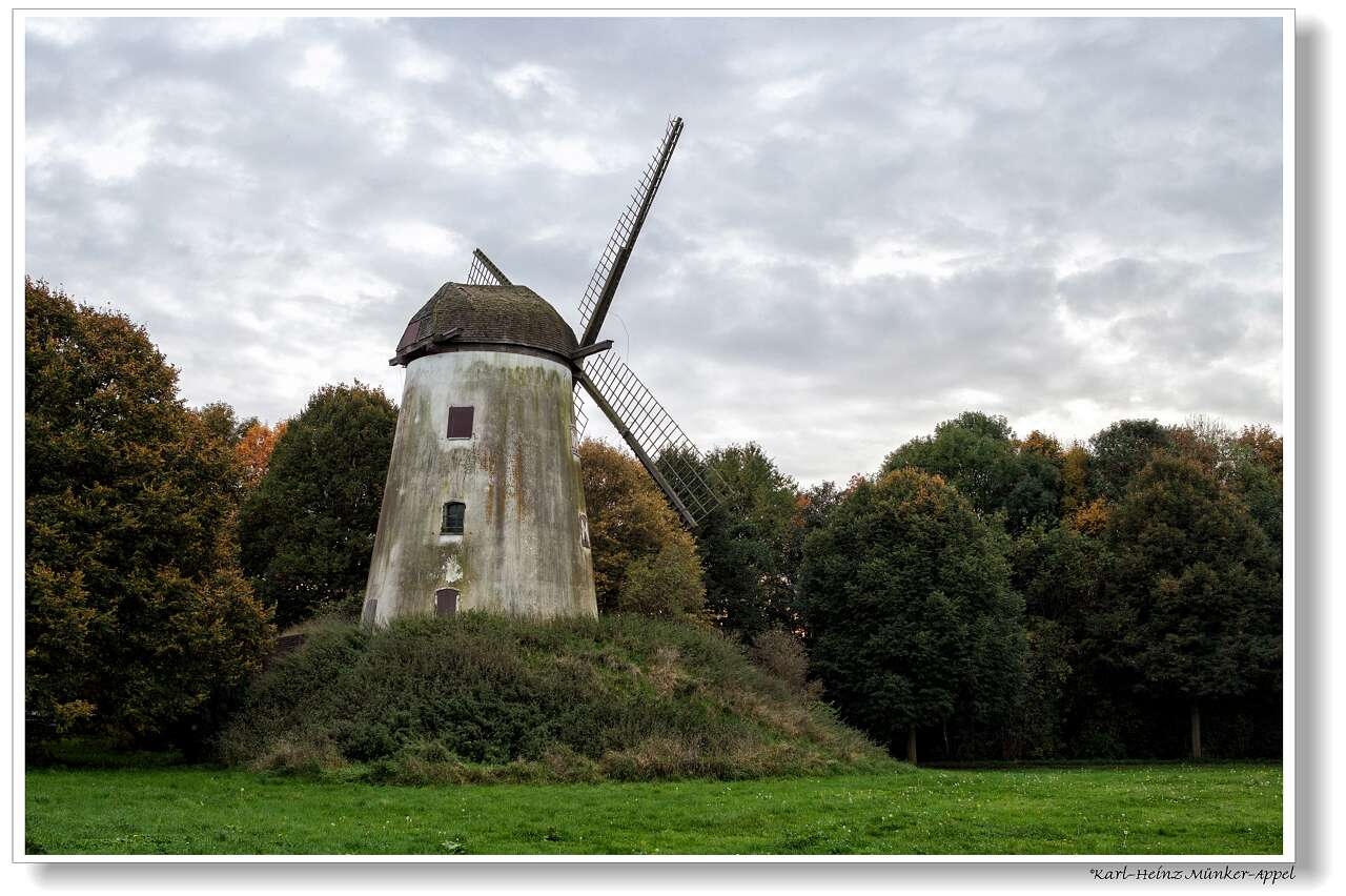 Alte Mühle bei Immerath