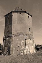 Alte Mühle in Ritterhude vor der Restaurierung