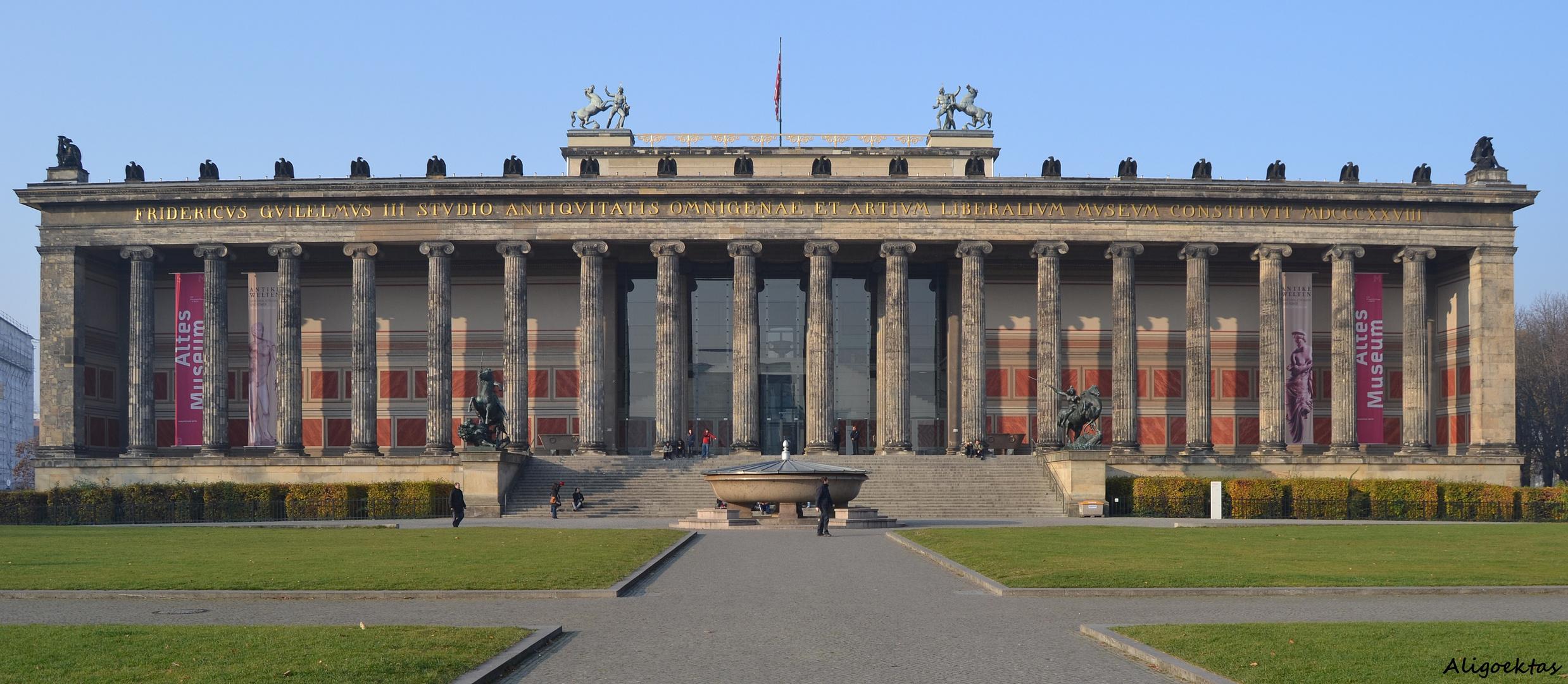 Alte Museum neben dem Berliner Dom