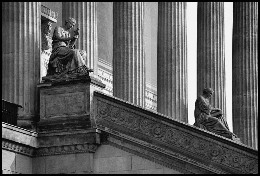 Alte Nationalgalerie zu Berlin