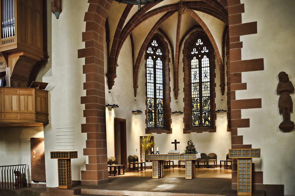 Alte Nikolaikirche am Frankfurter Römer
