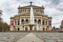 Alte Oper Frankfurt ...