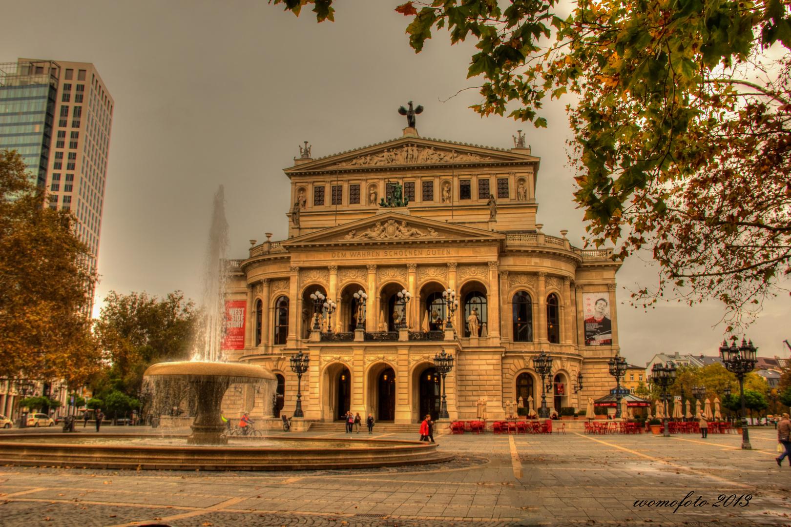 Alte Oper-Frankfurt