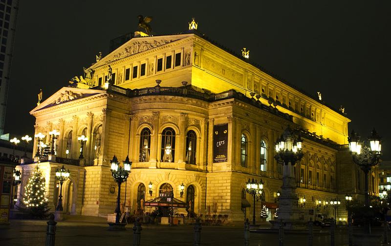 Alte Oper-Frankfut a.M