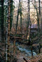 alte Pähler Wassermühle