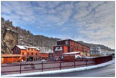 Alte Papierfabrik in Greiz