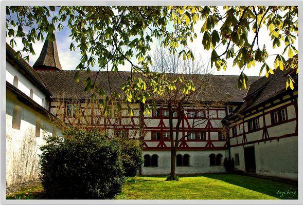 Alte Propstei Wagenhausen