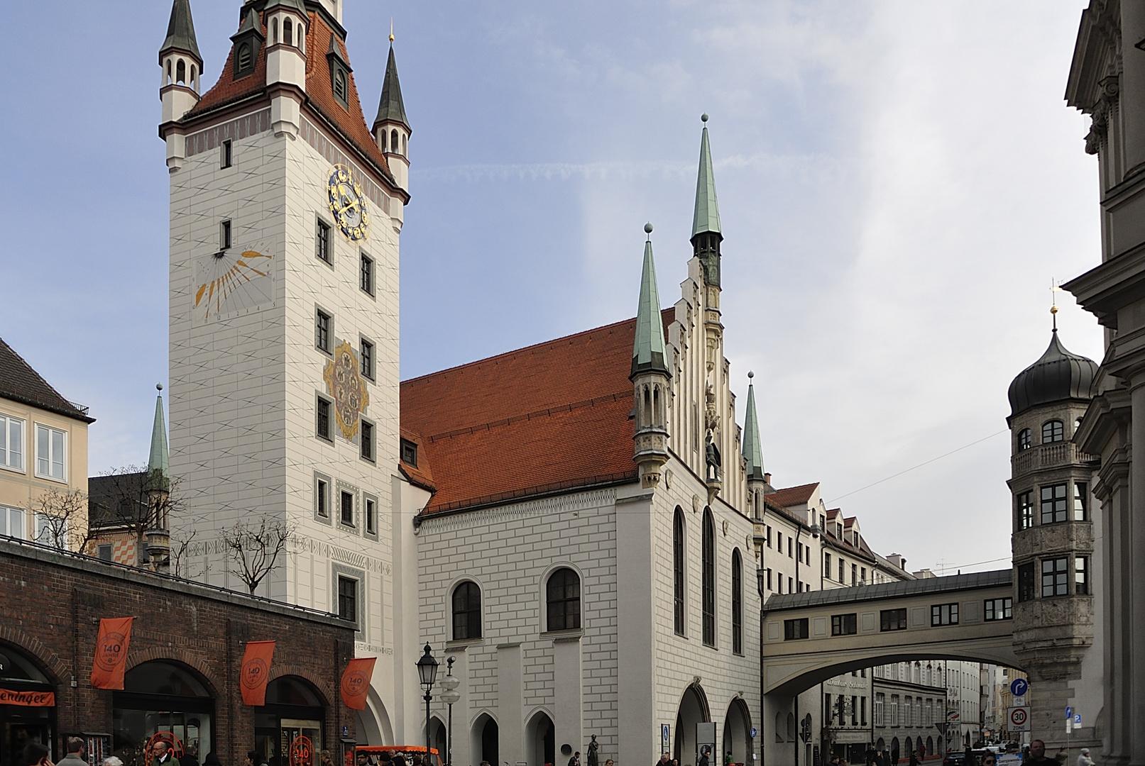 Alte Rathaus in München