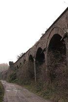 alte Rheinbrücke in Wesel
