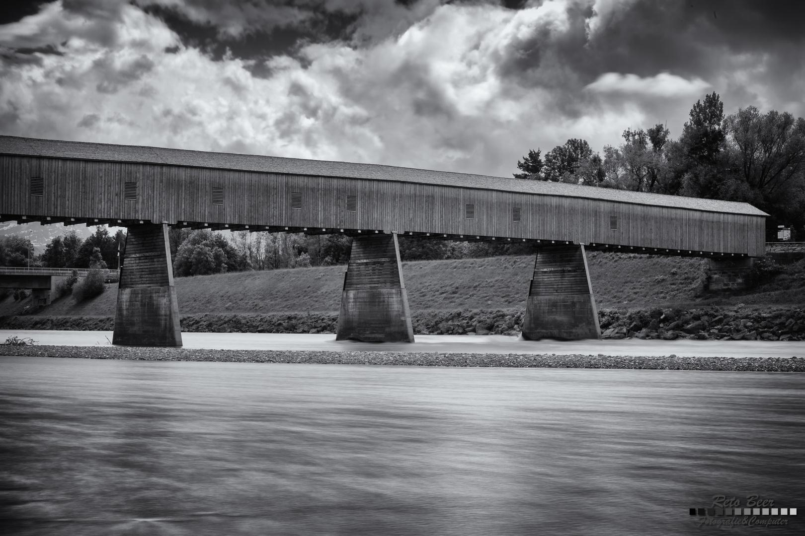 Alte Rheinbrücke Vaduz–Sevelen