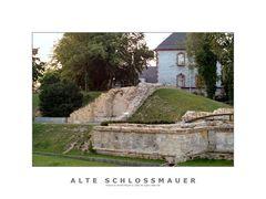Alte Schlossmauer...