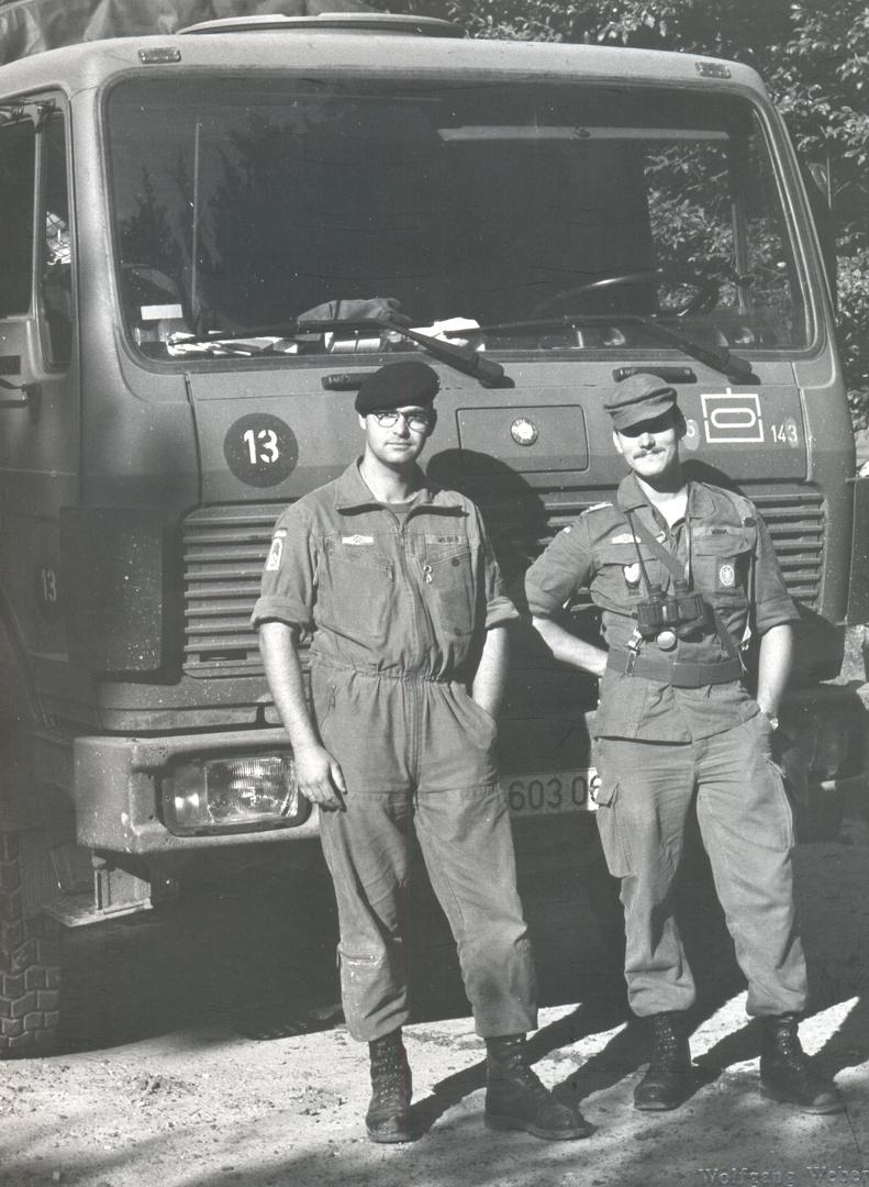 Alte Soldaten