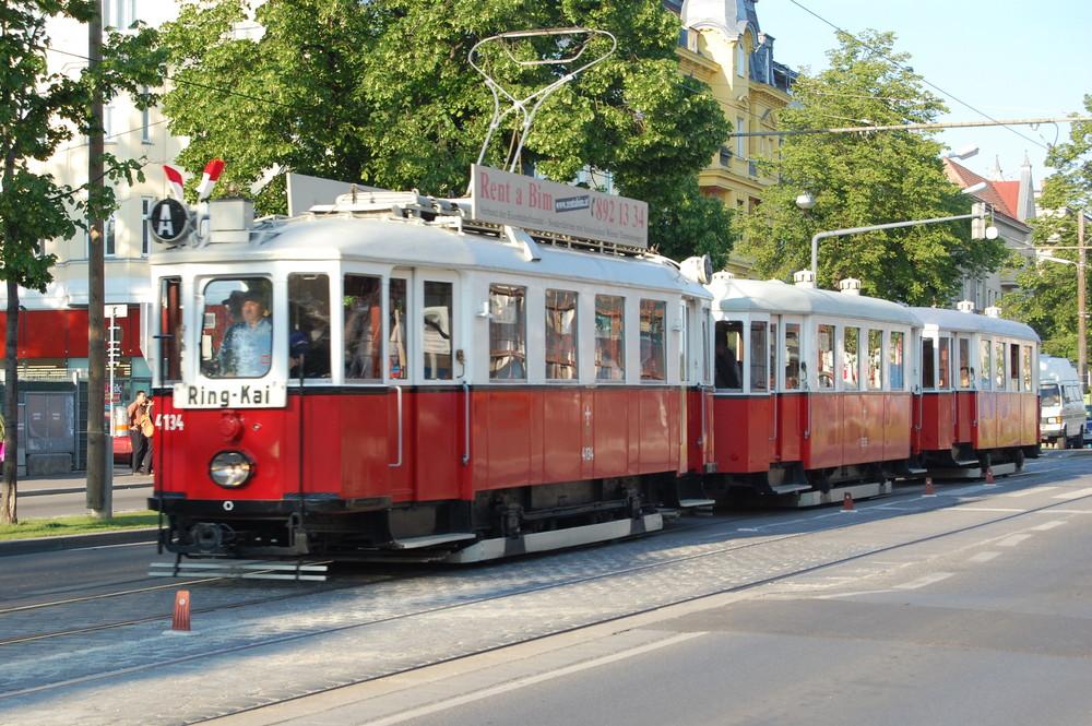 Alte Strassebahn