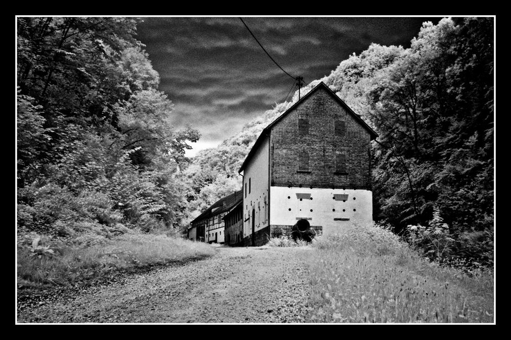 Alte Straub Mühle